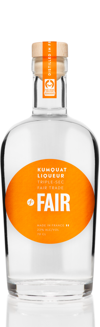 Kumquat Liquor Fair Drinks Quinoa Vodka